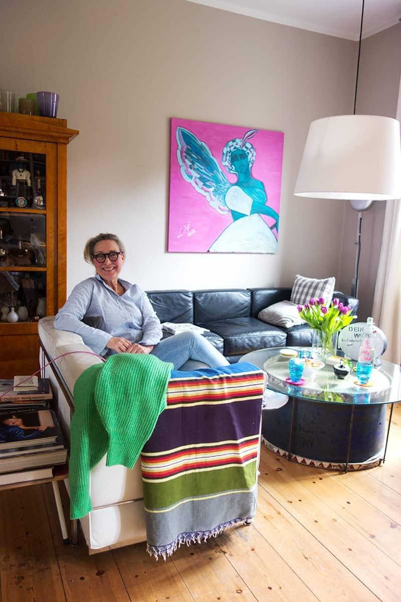 Susanne Heidemann Neuanfang Interview