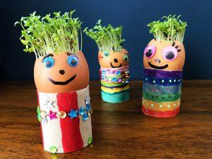 ostern diy kresse eier kresseköpfe anleitung