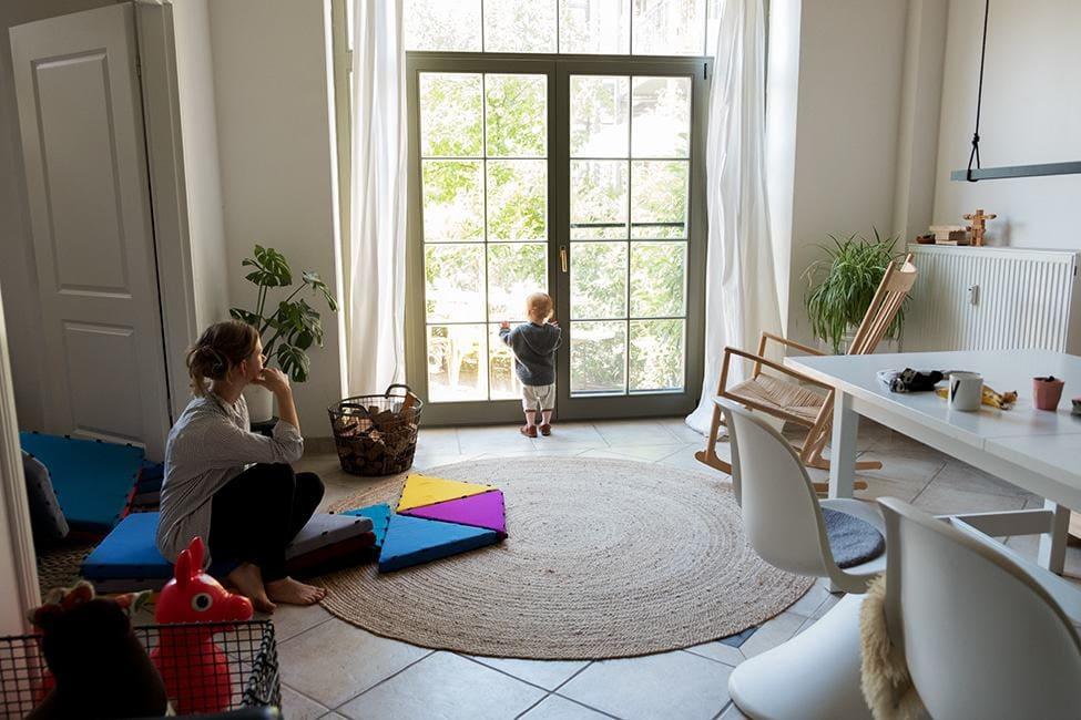 Nachhaltigkeit & Slow Living - Interview mit babyccino berlin