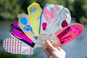 DIY: Eis-Einladungen für den Kindergeburtstag⎪Pola Potsdam