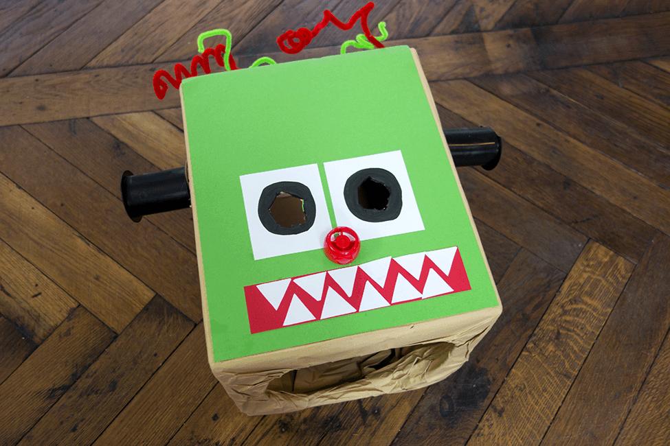 Kostüm Halloween Monster