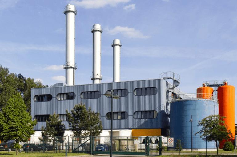 Heizkraftwerk Potsdam