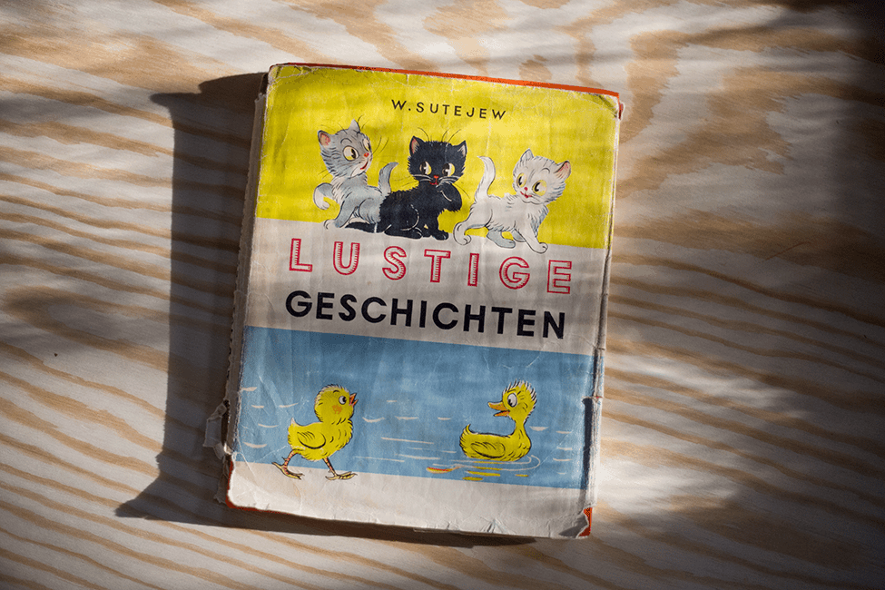 Buch Lustige Geschichten