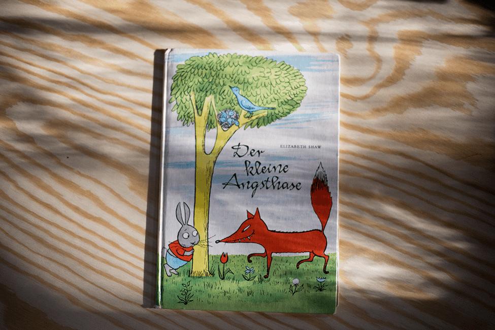 Buch zum 3. Geburtstag: Der kleine Angsthase