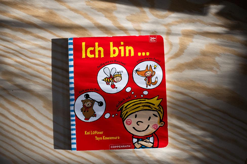 Buch zum 3. Geburtstag: Ich bin ... einfach ich!