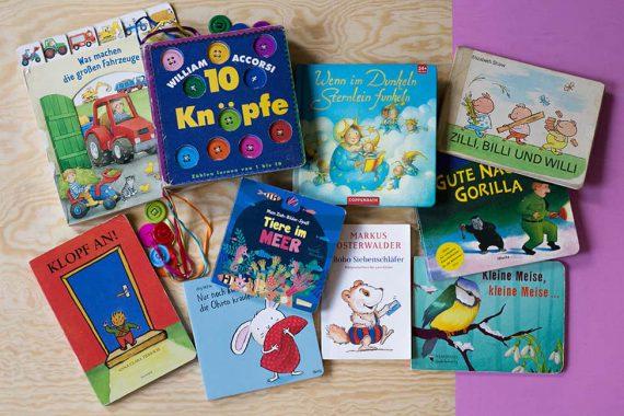 Bücher zum 2. Geburtstag