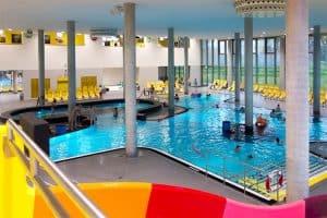 blu Potsdam Spieletag Schwimmbad
