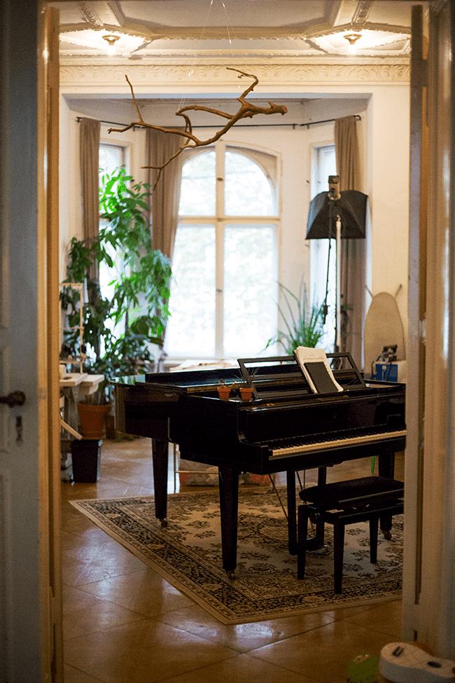 Homestory bei freh Berlin © POLA Magazin