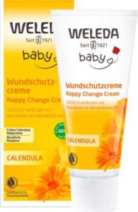 weleda baby calendula creme windeln wundschutz