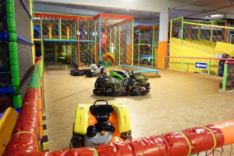 Indoor Spielplatz Potsdam