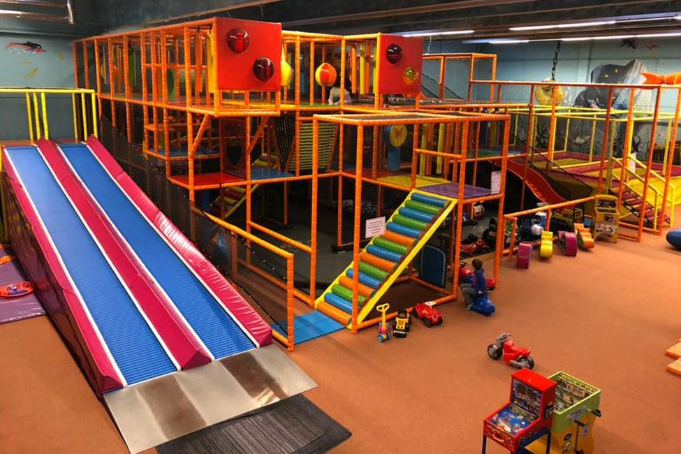 indoor spielplatz werder