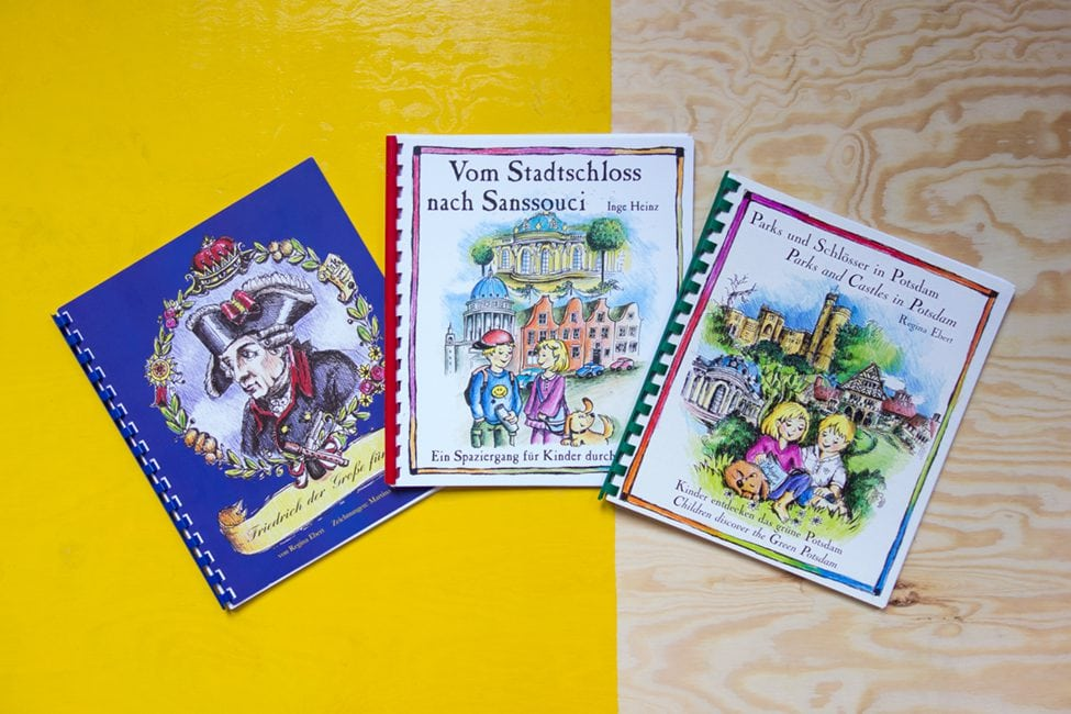 Bücher Potsdam Regina Ebert