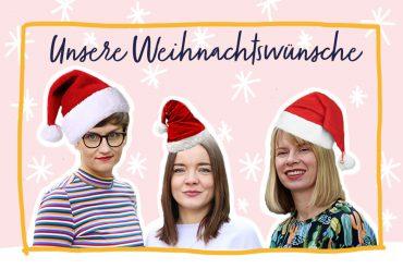 Team Pola im Weihnachtslook