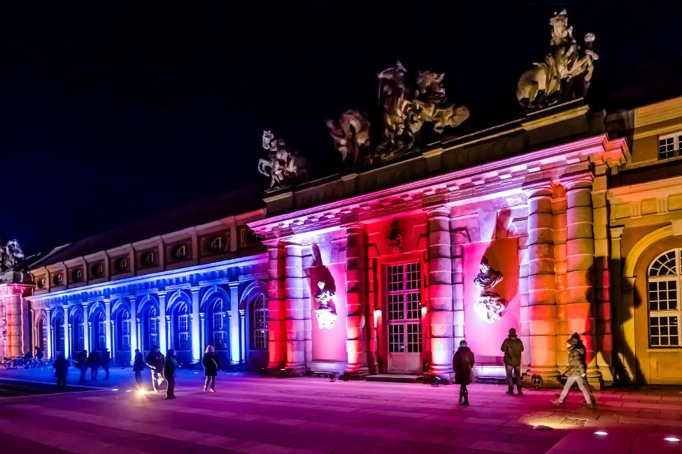 Unterwegs im Licht Potsdam