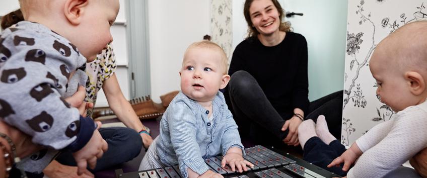 Babykonzert Potsdam Nikolaisaal
