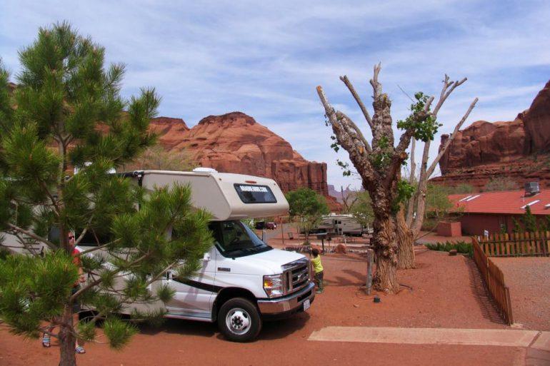 Elternzeit Wohnmobil Camper USA Kalifornien