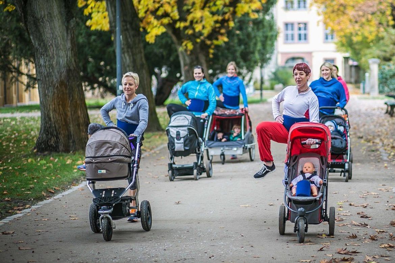 Fitness mit Baby: fitdankbaby in Potsdam