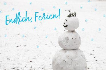 Winterferien Potsdam