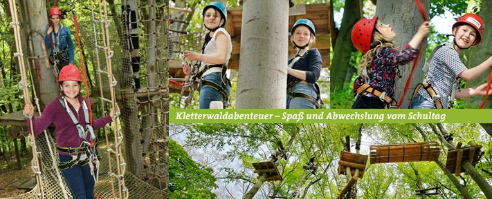 Wandertag Abenteuerpark Potsdam