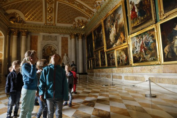 Führung Bildergalerie Sanssouci otsdam