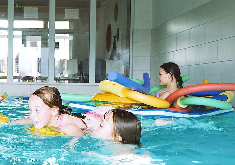 Geburtstag Schwimmschule Kugelfisch Potsdam