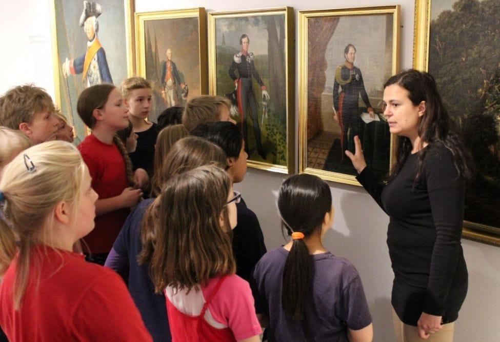 Potsdam Museum Workshop Schule