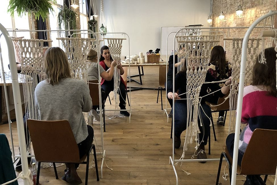 Macrame Workshop Potsdam
