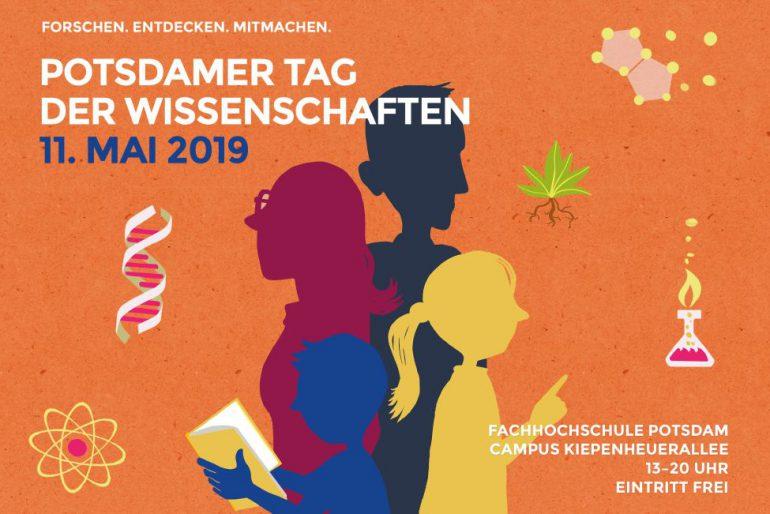 Potsdamer Tag der Wissenschaften 2019
