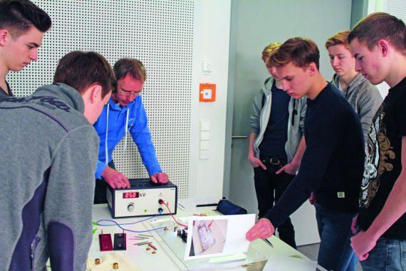 Schülerakademie proWissen Potsdam