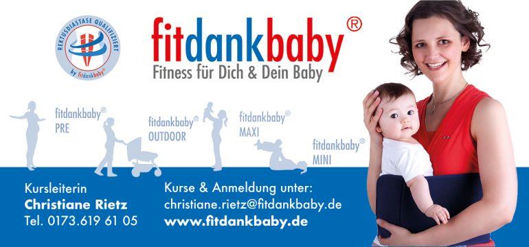 fitdankbaby Potsdam Babykurs