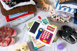 unordnung im kinderzimmer flohmarkt verkaufen