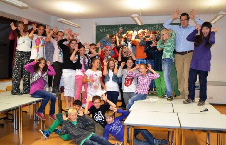 yo yo camps Englisch Unterricht Projektwoche
