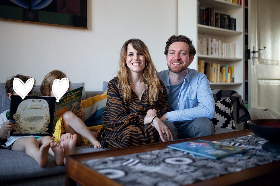 homestory potsdam familie