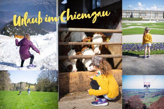 Familienurlaub im Chiemgau
