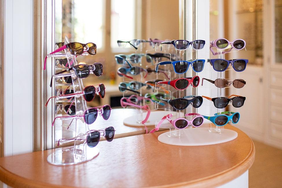 Augenoptik Villa Fischbach Augenarzt Sonnebrille Potsdam