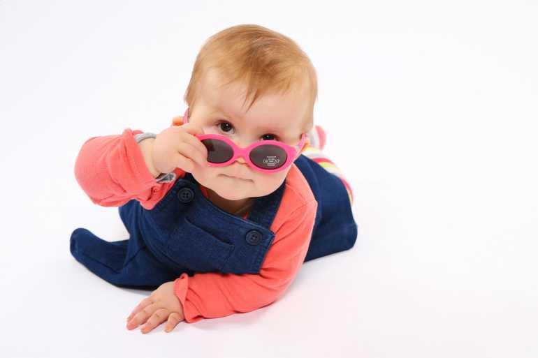 Augenoptik Villa Fischbach Babybrille