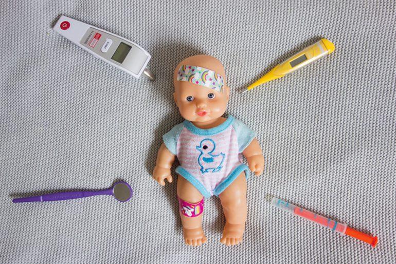 Baby Apotheke Hausapotheke Medizin