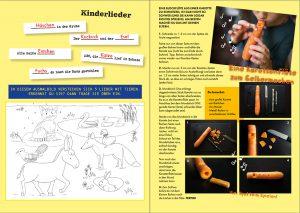 POLA Magazin Kinderteil Auflösung Heft 3