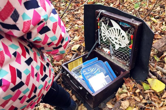 Geocaching Kind Familie Tipps