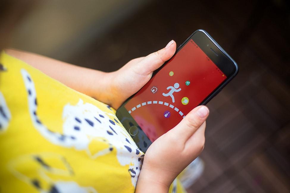 App Vekehr Kinder VBB jump
