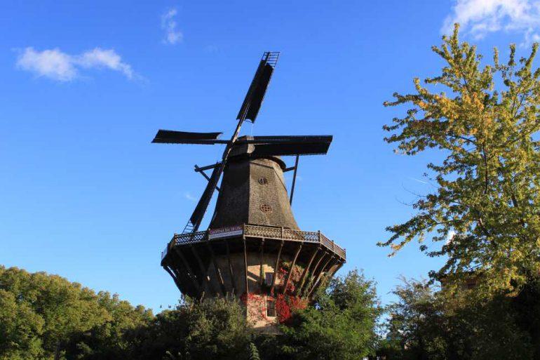 Historische Mühle Potsdam Sanssouci