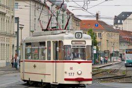 Kindergeburtstag Potsdam Straßenbahn ViP
