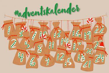 Adventskalender selber befüllen Kinder Weihnachten Adventszeit