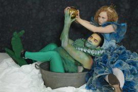 hans otto theater potsdam der froschkönig weihnachtsmärchen