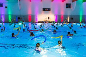 blu Aquanacht Wassergymnastik Potsdam