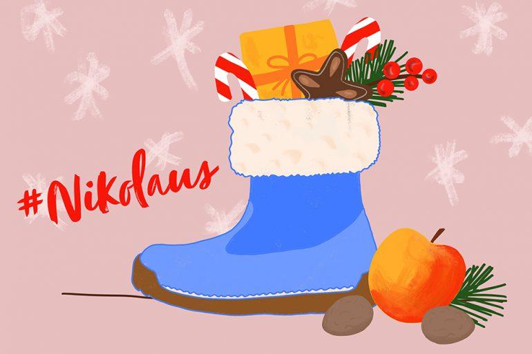 Bald Ist Nikolaus Geschenkideen Für Kinder Von 0 10 Jahren