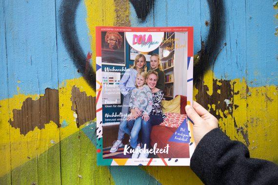 pola magazin potsdam familienmagazin wo