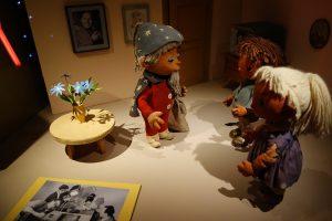 Sandmann Ausstellung Filmmuseum Potsdam Sandmännchen