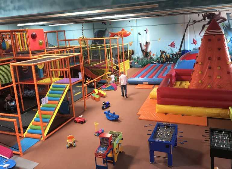indoor spielplatz potsdam werder meer for kids