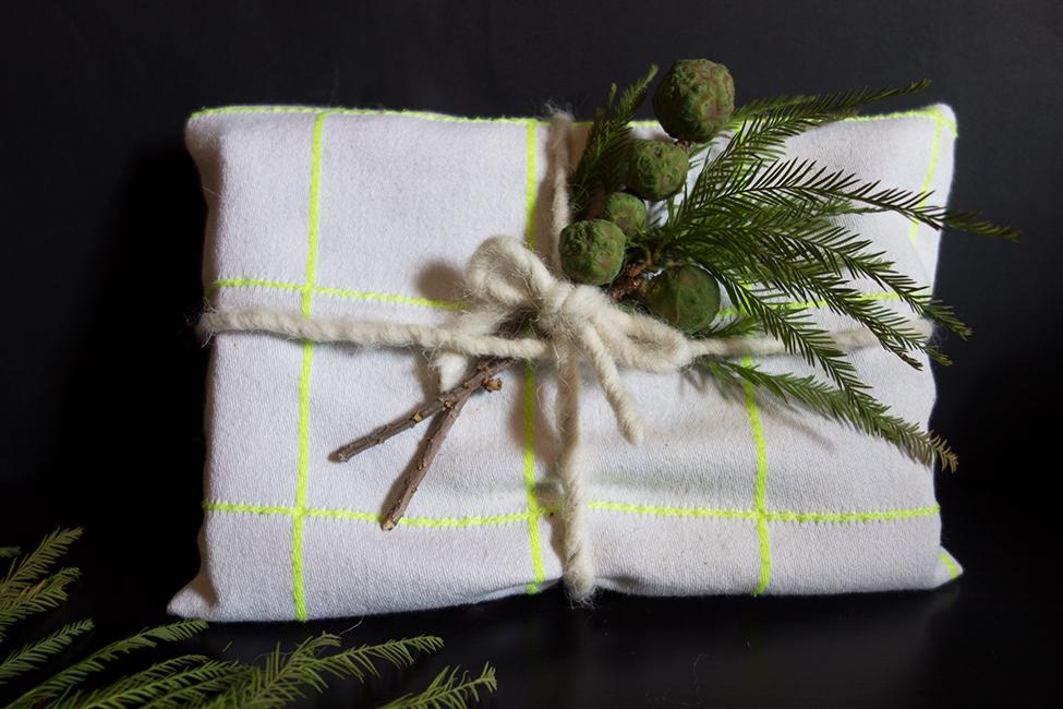 weihnachtsgeschenke nachhaltig verpacken weihanchten